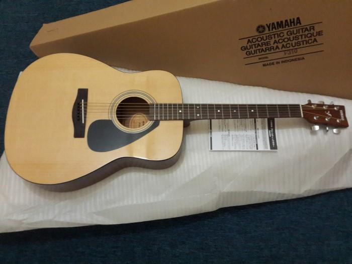 harga Gitar akustik string yamaha f310 original Tokopedia.com