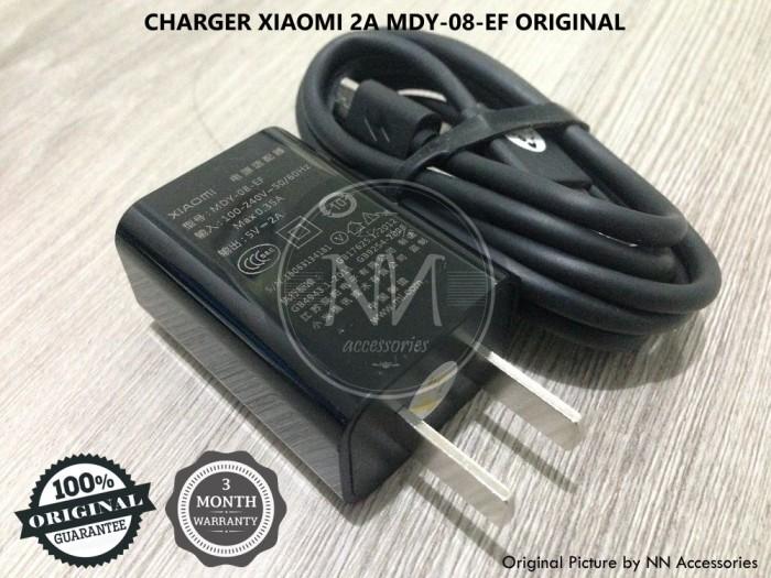 harga Charger xiaomi mdy-08-ef 2a redmi note 2 3x 3s prime pro mi4i original Tokopedia.com