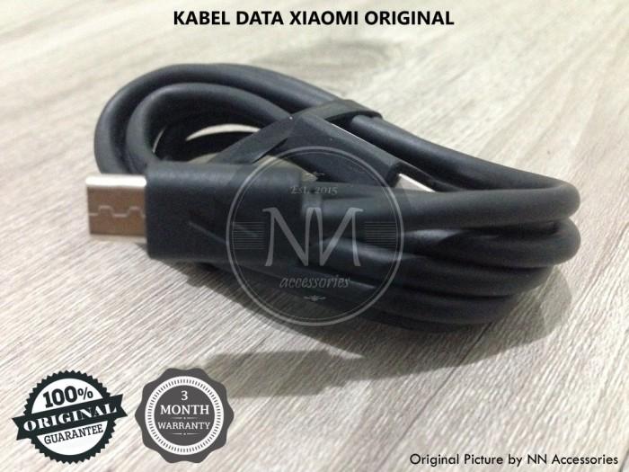 harga Kabel Data Usb Xiaomi Redmi Note 1s 2 3s 3x 4 Prime Pro Mi4i Original Tokopedia.com
