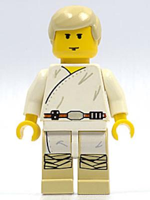 Jual Lego Starwars Luke Skywalker Tantoine Kota Administrasi
