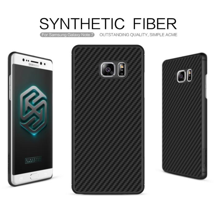 Jual Nillkin Syntetic Fiber Samsung N930 Galaxy Note 7 Handphone