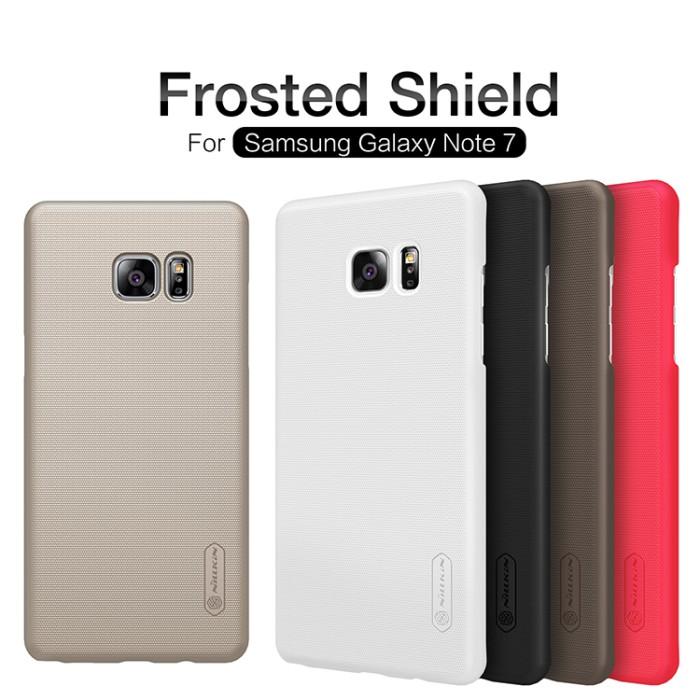 Jual Nillkin Frosted Shield Samsung N930 Galaxy Note 7 Handphone