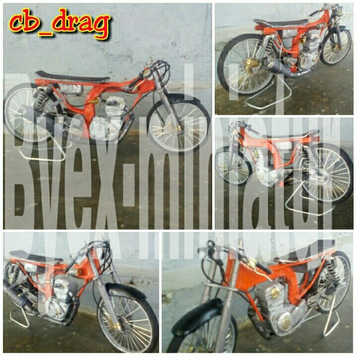 Jual Beli Motor Drag Smart4k Design Ideas