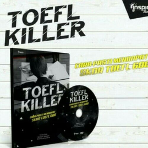 Ebook Toefl Killer