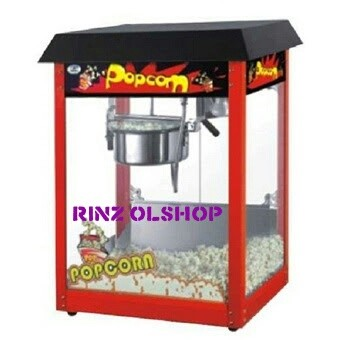 harga Pop corn machine getra et-pop6a-r/ mesin gerobak pop corn Tokopedia.com