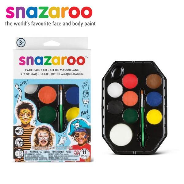 harga Snazaroo adventure face painting kit boys Tokopedia.com