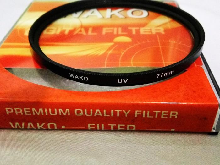harga Filter lensa ultra violet uv 77mm Tokopedia.com