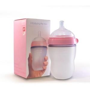 harga Comotomo : pink 250 ml single pack (botol susu bayi / baby bottle) Tokopedia.com