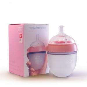 harga Comotomo : pink 150 ml single pack (botol susu bayi / baby bottle) Tokopedia.com