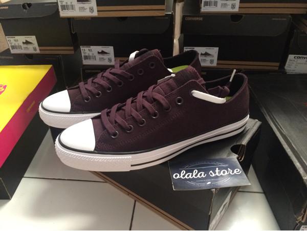 2332906a2da6 Jual Converse Cons Ctas Pro ox Black cherry - DKI Jakarta - Olala ...
