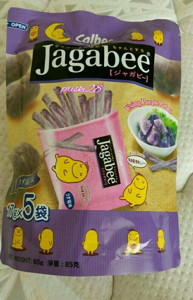 harga Calbee jagabee purple patato japan Tokopedia.com