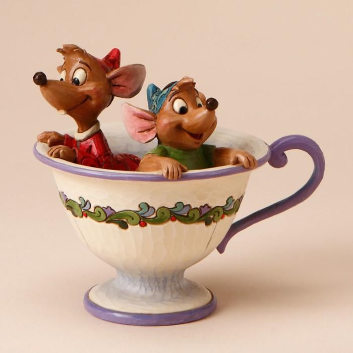 Jual Disney Traditions – Jaq And Gus In Tea Cup Harga Promo Terbaru
