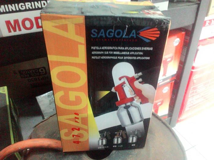 harga Spray gun: pro 472 sagola Tokopedia.com