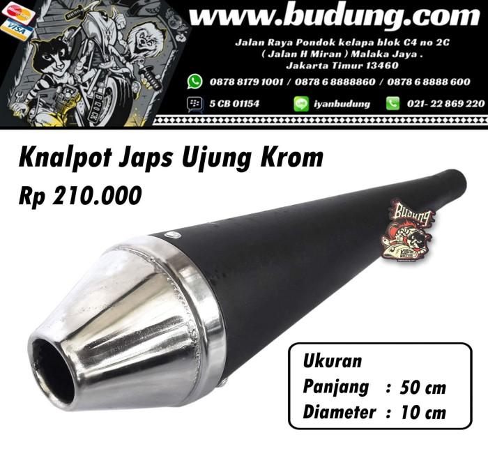harga Silincer Knalpot Custom Japstyle Tokopedia.com