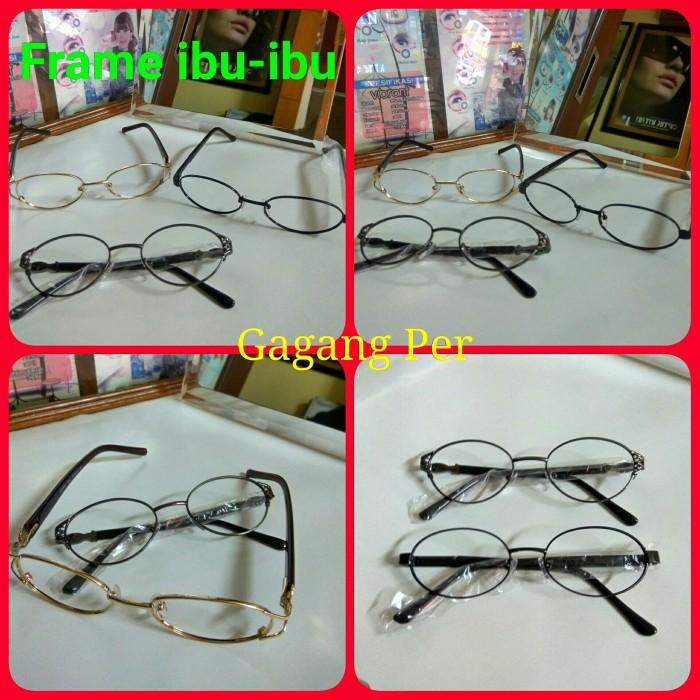 Jual kacamata Baca Bifocus JAUH DEKAT Paket Frame+Lensa - OPTIK ... 528b3b1ecf