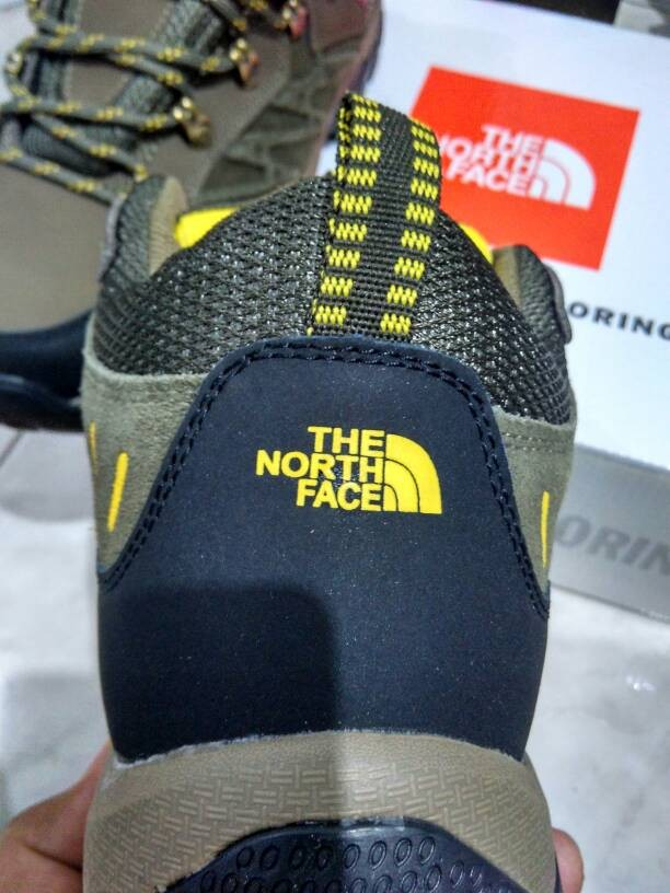Jual Sepatu Hiking  Sepatu Outdoor  Sepatu The North Face (TNF) 722 ... 3fd385085e