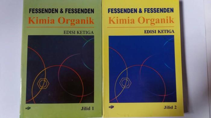 harga Kimia organik (jilid 1&2)- fessenden &fessenden Tokopedia.com