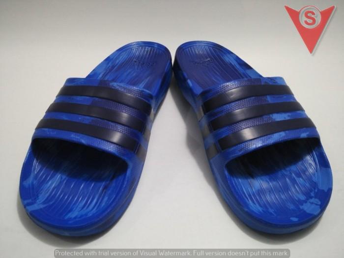 c02ebfd2b4fb Jual sandal adidas duramo slide marble black 2016 new model original ...