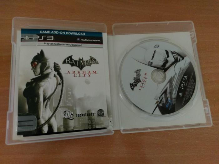 Jual Batman Arkham City PS3, 2nd hand, region 3 - DKI Jakarta - Games boss  | Tokopedia