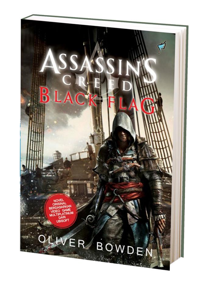 Jual Assassins Creed Black Flag Soft Cover Kota Depok