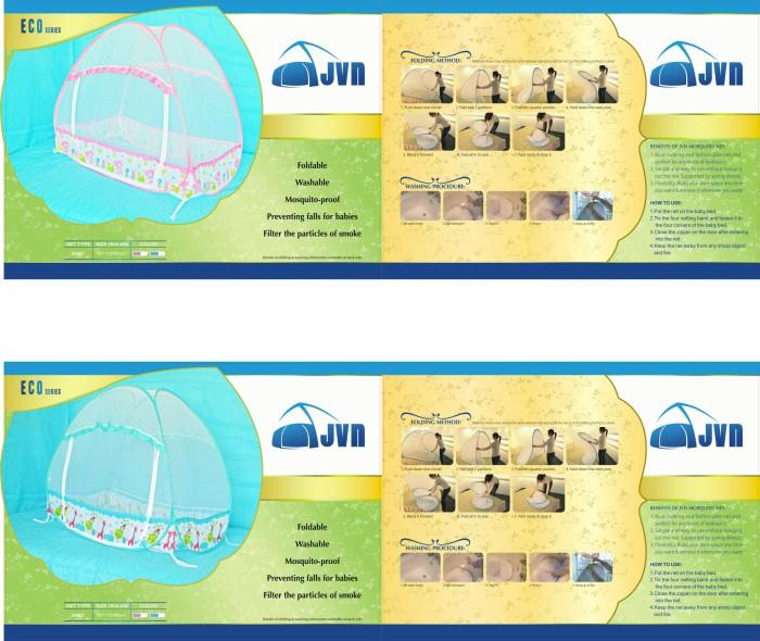 harga Kelambu bayi jvn  tenda bayi  tenda anak  ukuran 65x110cm Tokopedia.com