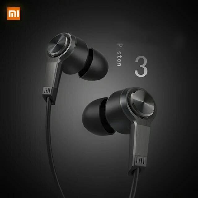 harga Xiaomi mi piston 3 earphone headset (oem) Tokopedia.com