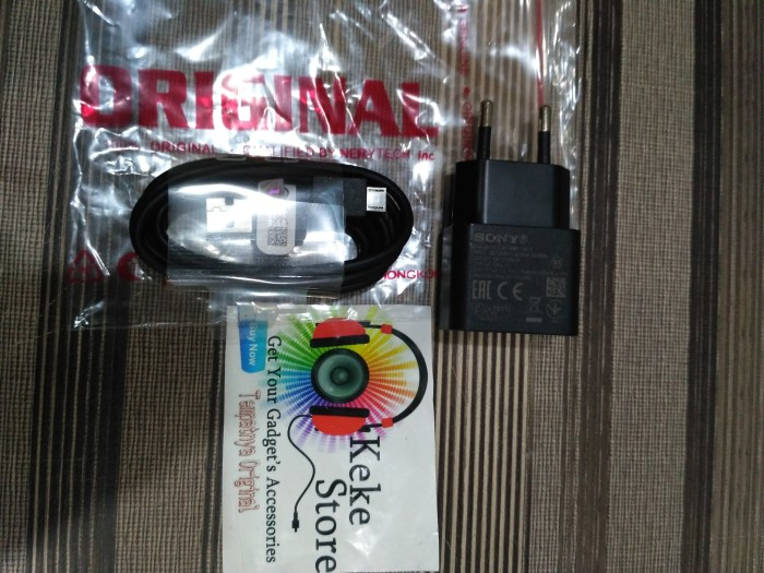 harga Charger | charger sony uch20 charger original Tokopedia.com