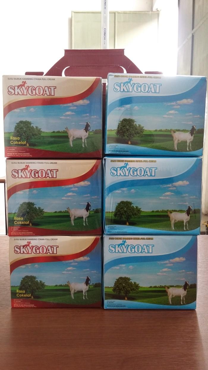 Jual Susu Kambing Etawa Skygoat Bubuk Ulya Online Full Cream