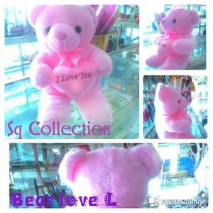 Jual Bear Love Pink  498a509a95