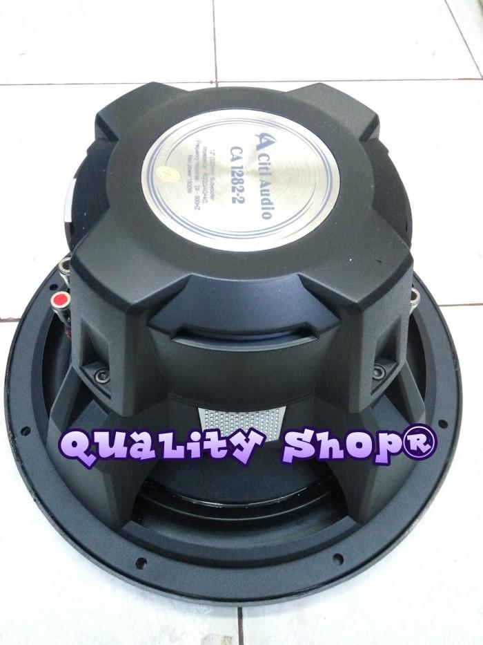harga Subwoofer Super Badak Cityaudio Ca-1282-2 1800 Watt Tokopedia.com