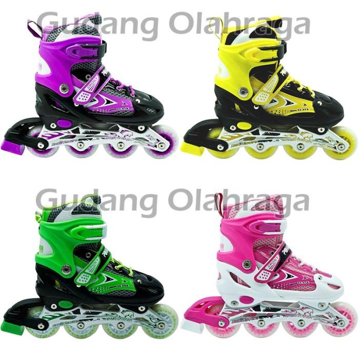 Jual Sepatu Roda Anak HARGA GROSIR !! Inline Skate Murah P9IQU - FLA ... 7cbf9d0c63