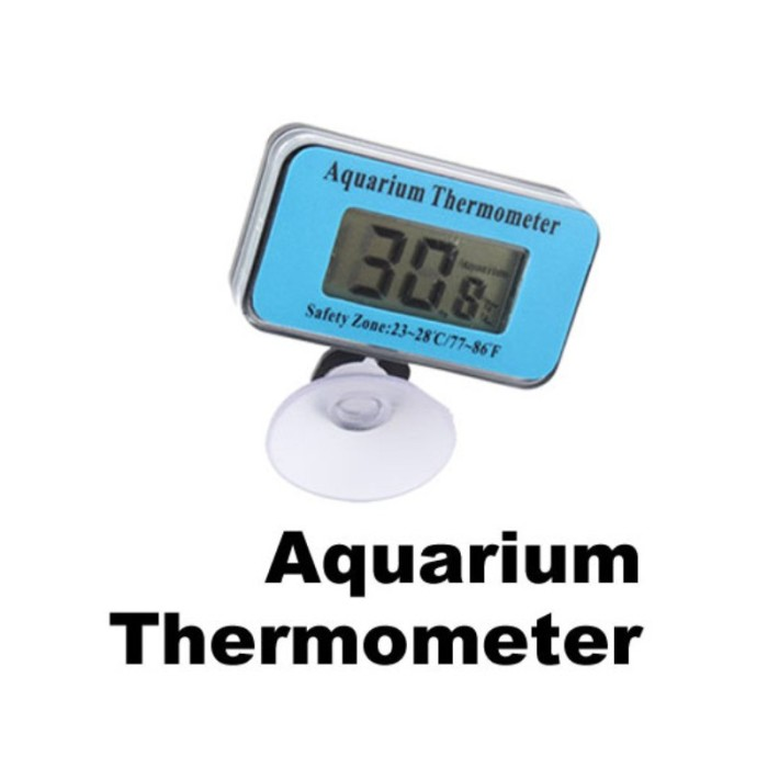 harga Submersible termometer digital fish tank / aquarium (tahan air) Tokopedia.com