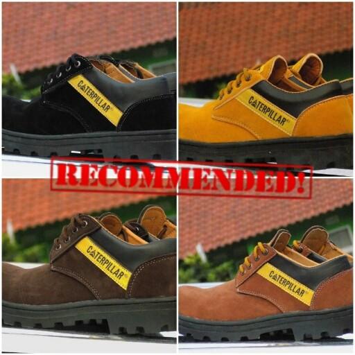 Foto Produk Sepatu Caterpillar Semi Boots Suede dari TOKO MURAH SEPATU
