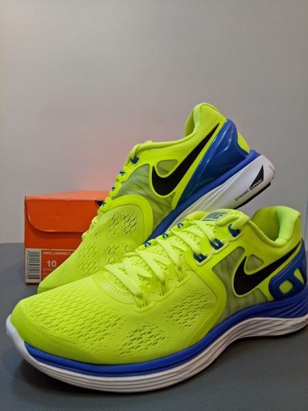 sale retailer 64f2a ab3cb Nike Sepatu Lari Lunar Eclipse 4 Dual Technology SIZE EU 44,5