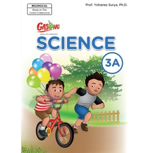 Foto Produk GASING SCIENCE 3A dari Gudang Gasing