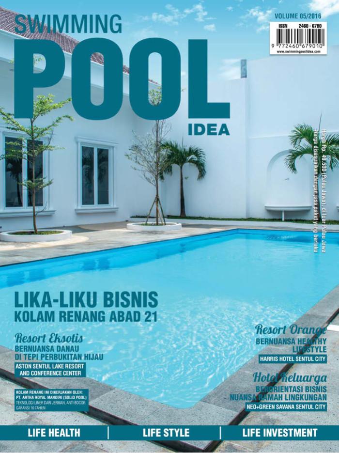 harga Majalah kolam renang vol_5 Tokopedia.com