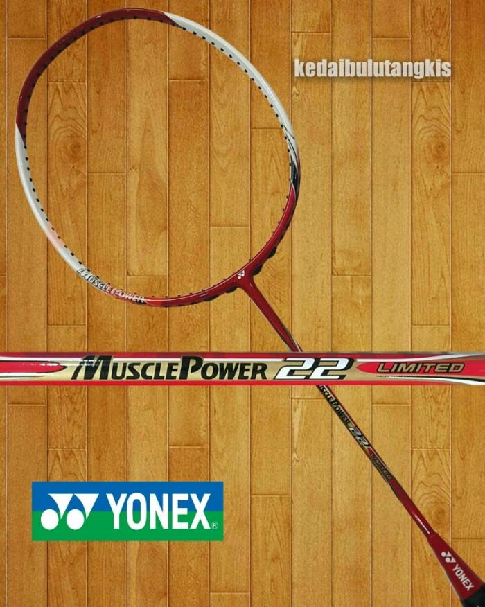 harga Raket yonex muscle power 22 limited original sunrise Tokopedia.com