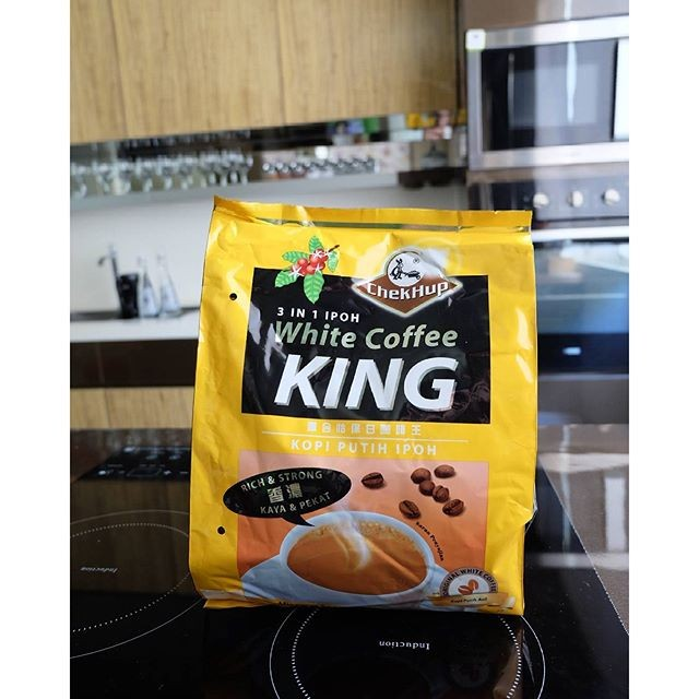 harga White coffee king rich & strong checkhup 3in1 Tokopedia.com