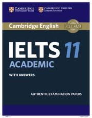 harga Cambridge ielts 11 academic with answers + cd audio Tokopedia.com