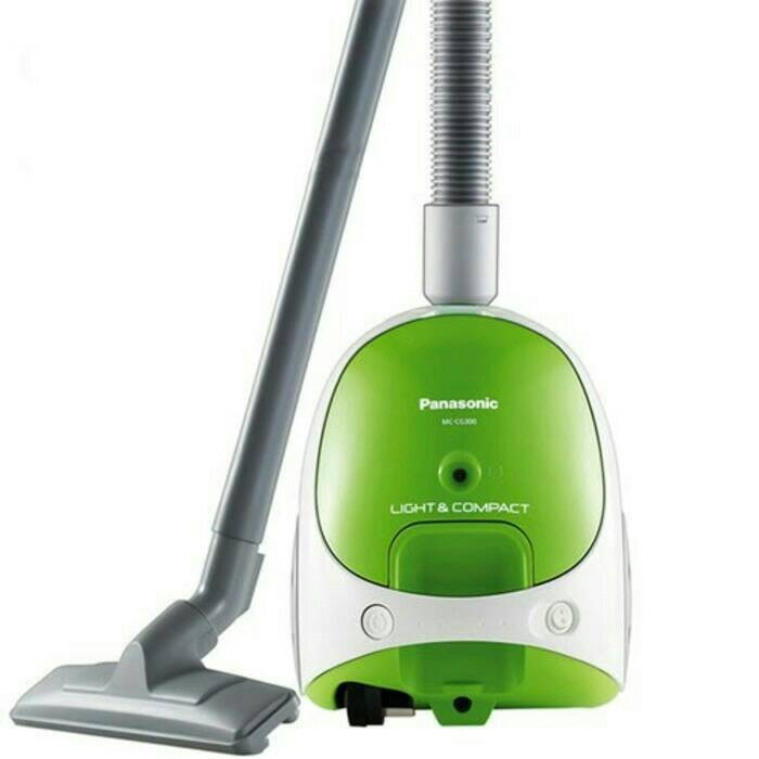 harga Vacuum cleaner bagged 850 watt panasonic  mccg300cg Tokopedia.com