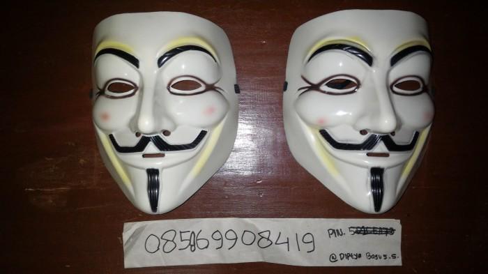 Jual Topeng Anonymous Denmark Topeng Anonymous Urbex Topeng