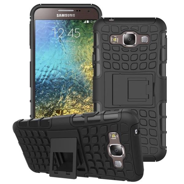 Jual Casing Rugged Armor Hp Samsung Galaxy E5 Case Hp Hardcase
