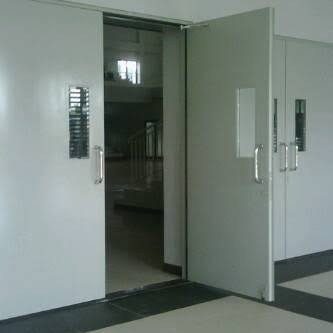 Jual Pintu besi plat , pintu besi minimalis, pintu ...