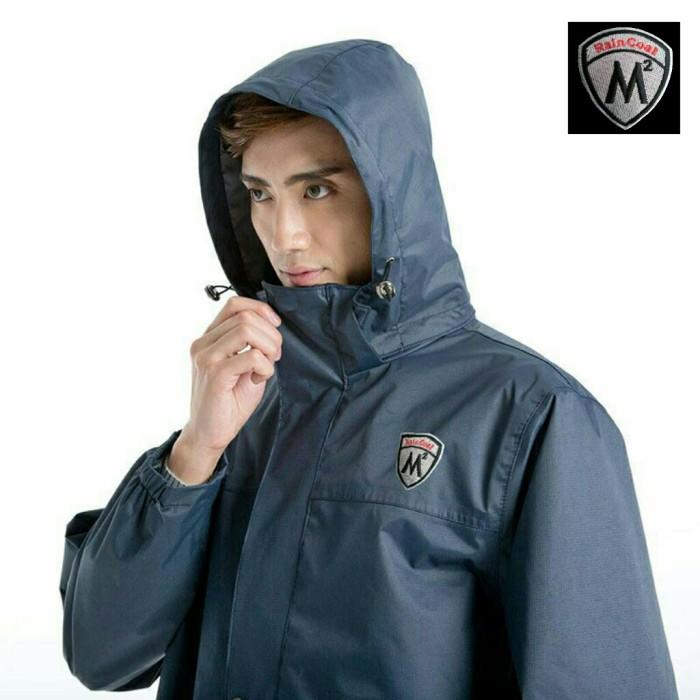 harga Best produk !! jas hujan setelan original merek m2 dewasa pria wanita Tokopedia.com
