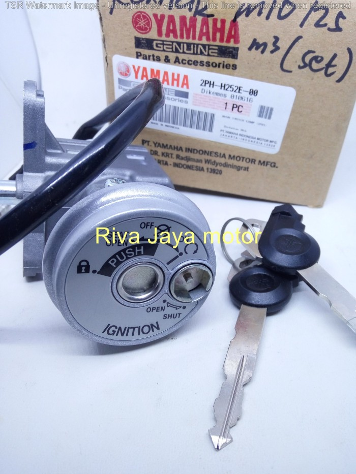 Jual Kunci Kontak Set Mio M3 125 Original Yamaha Kota Bandung Riva Jaya Motor Tokopedia
