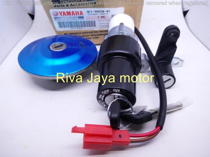 harga Kunci kontak assy set+ tutup tangki vixion old original yamaha Tokopedia.com