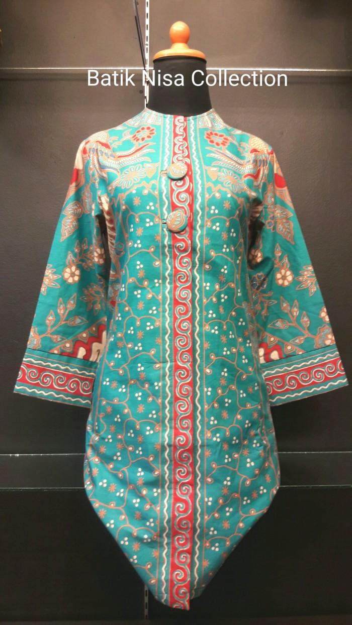 harga Baju batik blouse wanita katun pekalongan trendy terbaru Tokopedia.com
