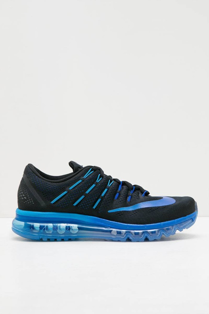cdf7156c67 Jual NIKE AIR MAX 2016 BLACK DEEP ROYAL BLUE [original] - DKI ...