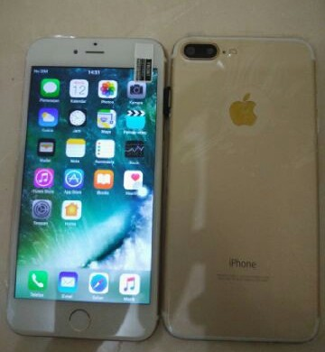 harga IPHONE 7+ PLUS REPLIKA KING COPY  5.5