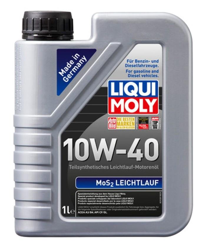 harga Liqui moly mos2 leichtlauf 10w-40 -sl/cf bensin/diesel -100% originale Tokopedia.com